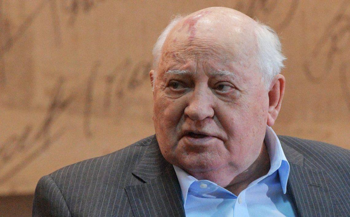 Горбачёв ракеты