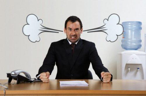 гнев стресс