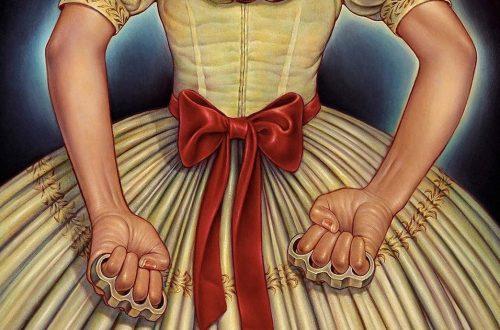 кастет женщина
