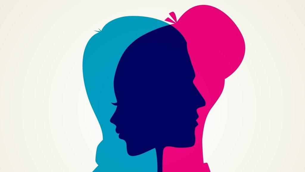 коммуникация мужчины и женщины